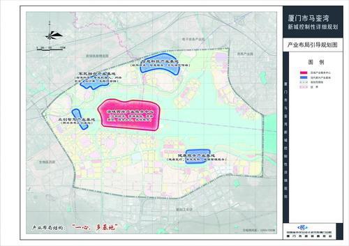 马銮湾区域规划图.-马銮湾将打造产城融合的现代湾区新城