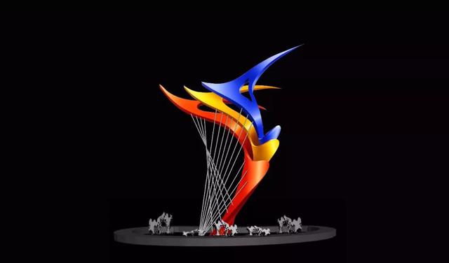 """""""海洋文化广场""""雕塑设计方案10件入围作品公布!网络投票同步开启!"""