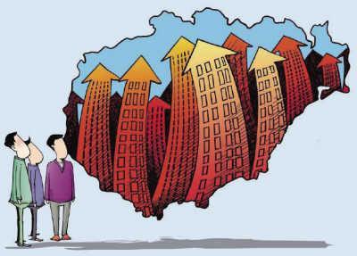 报告称今年房价将再涨7% 地价涨10%