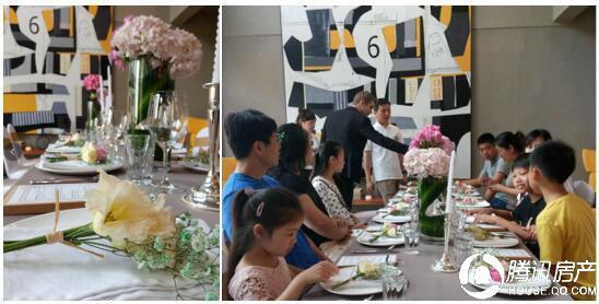 【禹洲·叠翠嶺】家宴 是对家人的至高礼遇