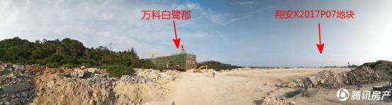 【测评】时隔一年半翔安新圩再推商住地 能否再创区域地价新高?