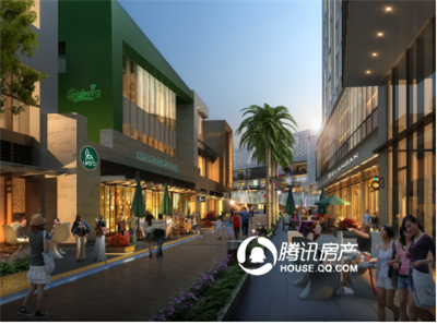 宝龙一城:54㎡空间拥享40万㎡繁华