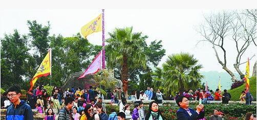 春节假期国内热门旅游城市 厦门排名第四位