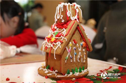 建发央玺:圣诞全家总动员欢乐谢幕