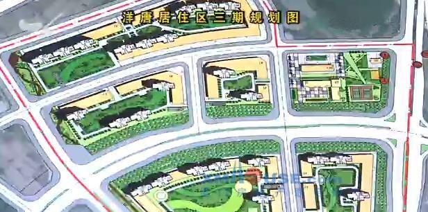 市建设局:洋唐居住区三期预计第3季度开工