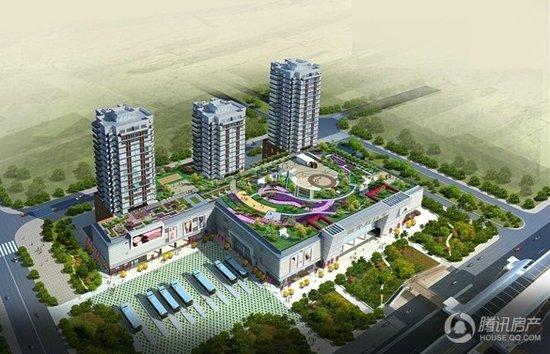 丰融尚城:12350元/平起 220-230平楼中楼在售