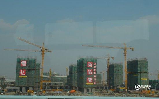 恒亿尚品湾:加推1#、3#、5#楼3栋高层房源