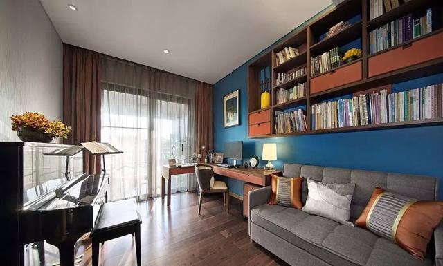 房子太小,如何挤个书房出来?