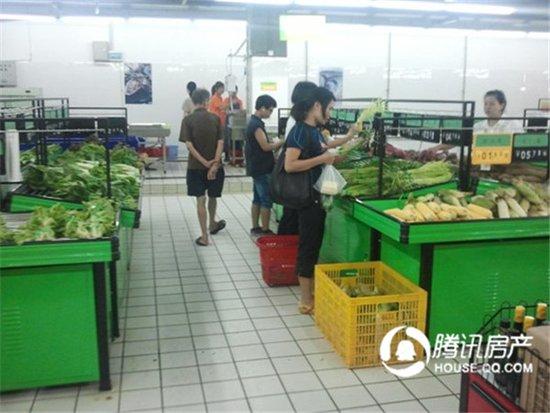 民兴超市重装开放 大学康城美域稀缺楼中楼在售