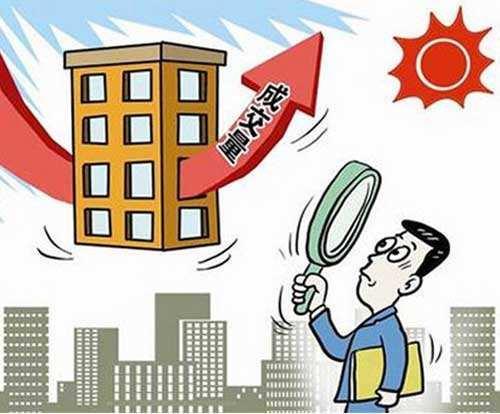 厦住宅成交量上升四成 均价却跌了2%?买房时机到来
