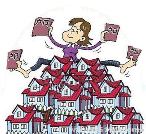 """""""房婶""""住别墅拥6套房收租生活:税率不超CPI不卖房"""