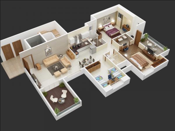 原来买房4~6楼最好,就连售楼小姐都承认了!