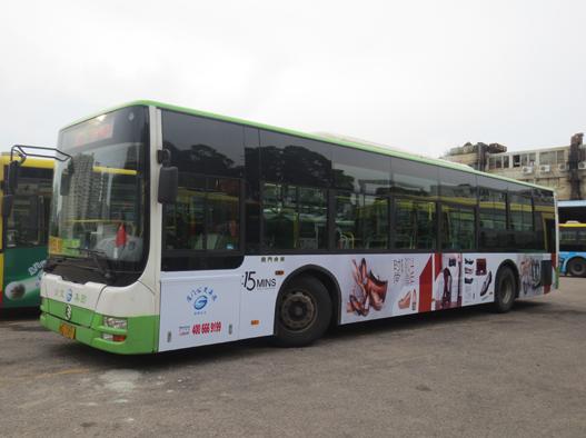 12月1日起322路公交 市公交集团开通322路