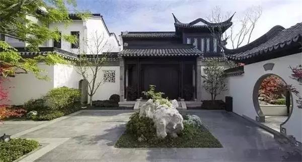 中国第一豪宅长啥样 标价5亿元园林景观闪瞎眼