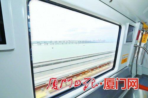 """厦门地铁即将""""发车""""  带您驶入发展新时代"""