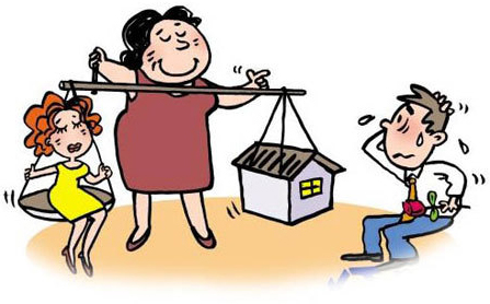 丈母娘推高房价确实存在 房价飙升因性别比失调