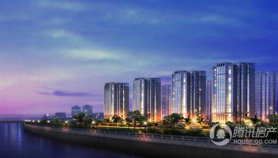 中铁·元湾:215-262平新品2万7起 购房送车位
