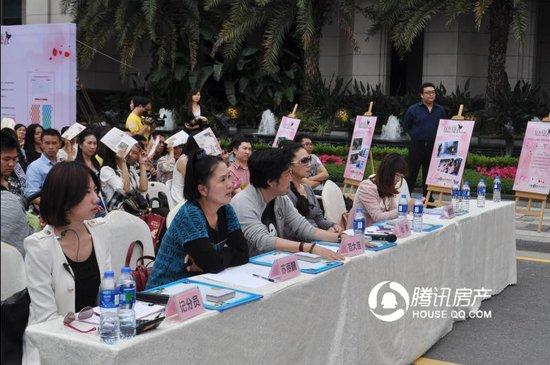 中骏蓝湾香郡超级恋人晋级赛 5月4日浪漫上映