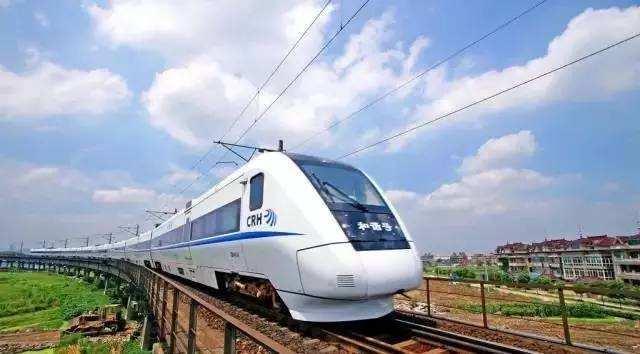 今年9月起广深港高铁开通 厦门直达香港每天3趟动车