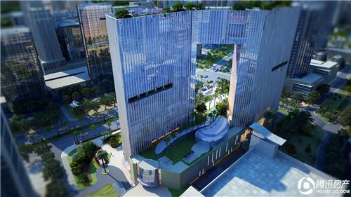 国贸金融中心北塔楼签约仪式隆重举行