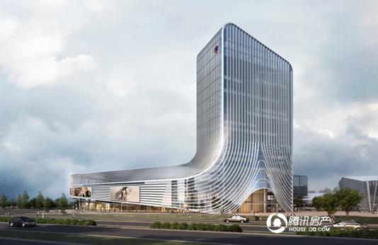 海丝艺术品中心项目主体结构顺利封顶