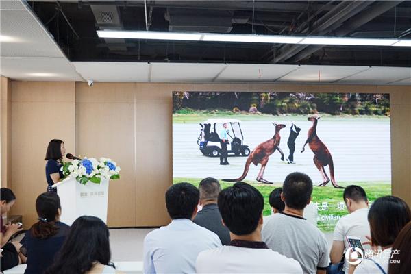 重聚世界目光 联发·滨海国际营销中心闪耀盛启