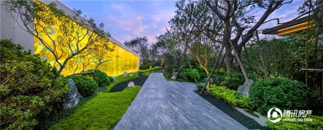 上百种植物精选,五重景观构筑,厦门顶级园林诞生!