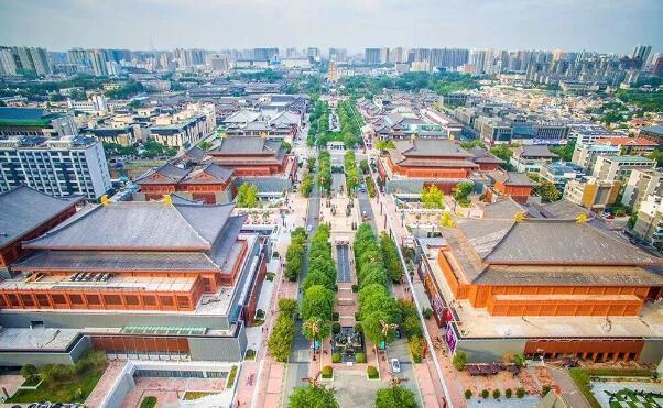 2018年西安最热商圈:曲江一个商业新坐标即将诞生