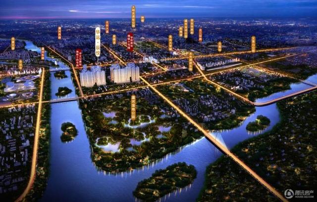 一座城的星辰大海 华远辰悦打造城市理想生活区