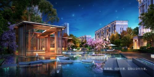 龙湖香醍璟宸洋房大平层给你想要的自然美意