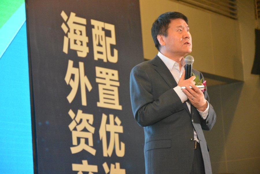 刘云接受腾讯房产独家专访