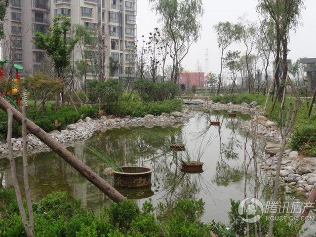 远离闹市喧嚣 御锦城倾情为您打造生态住所