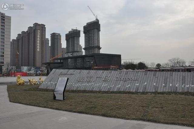 广场建在家门口 便利都市生活就在国润城