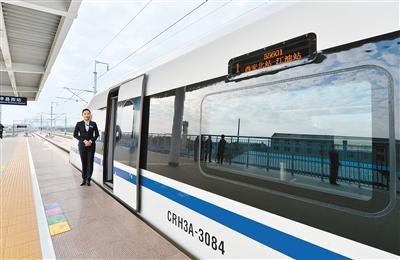西成高铁开通进入倒计时 全线初步验收工作正式启动