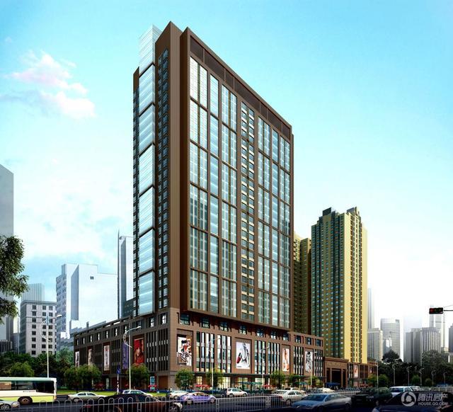 旭弘·光合中心9号楼在售 毛坯均价7500元/平米