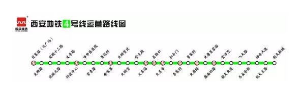 地铁4号线明年运营 这俩区域或将有新发展
