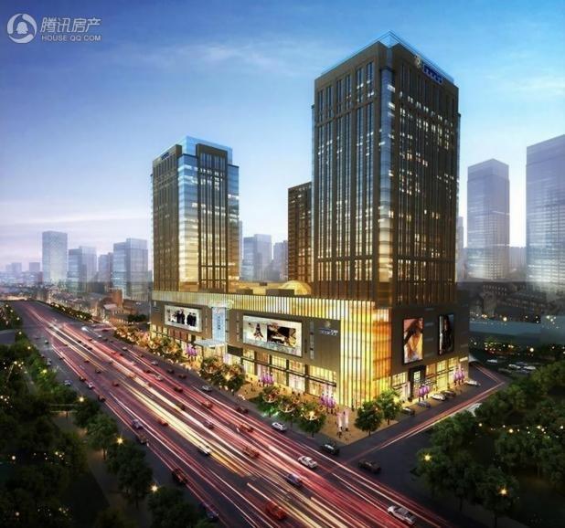 华东・万和城 面积区间为30-80平 均价27000元/平
