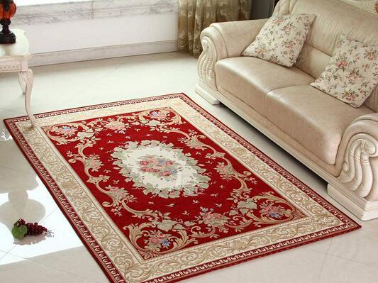 地毯颜色宜缤纷忌单调 色彩不抢家具¡°风采¡±
