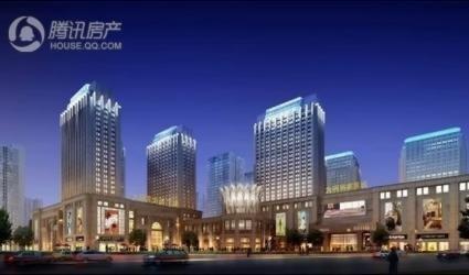 大明宫中央广场:写字间50-100平 8200元/米