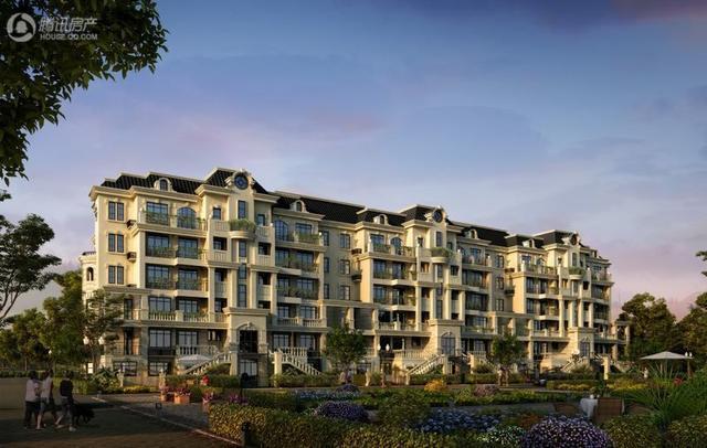 龙泊湾一期洋房现房在售 均价5600元/平米