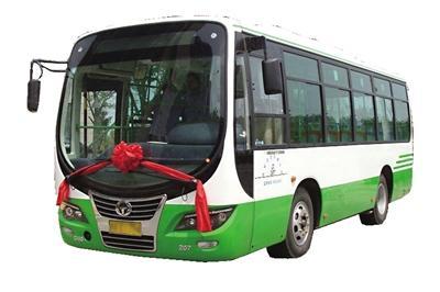 西安公交进入冬运时间 早晚客流高峰出车率100%