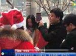 御笔城市广场圣诞派发活动成功举办