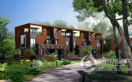 泾渭上城全款98折 推出部分特价房 别墅现房在售