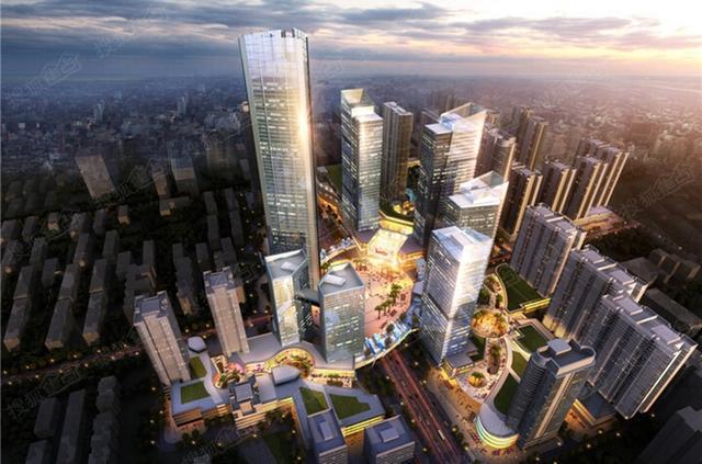 景泰城待售一期5号楼公寓中 房源面积40-60平米