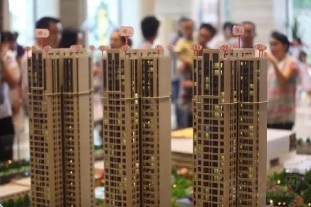 西安楼市入活跃期 半年商品房销售面积增长32%