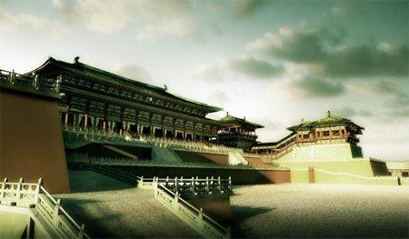 大明宫国家遗址公园位于西安市太华南路,大明宫遗址公园是举世闻名