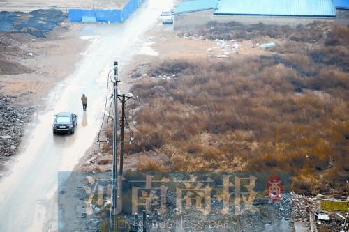 郑州市北郊路砦村 3年过渡期快过完仍是荒芜