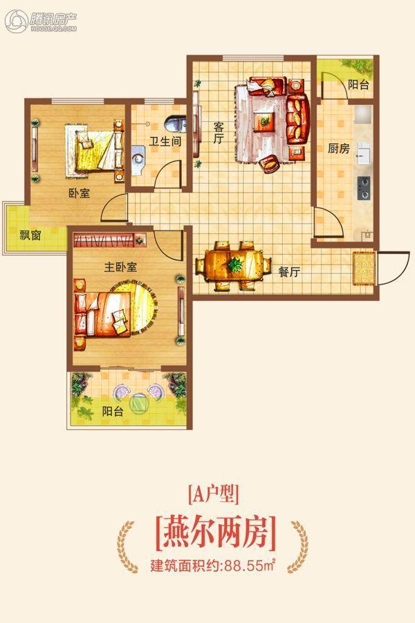 100万的预算 郑州四环内还能买到那些房源