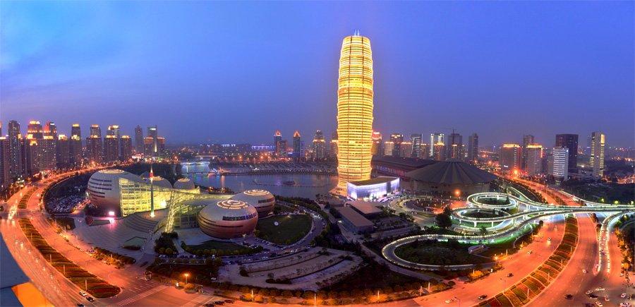 郑州被列为二线城市