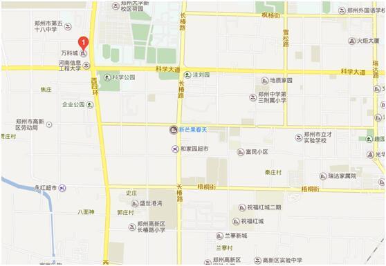 踩盘记:进入郑州4个年头的万科城 有何魅力次次清盘